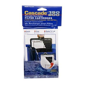 Cascade Power Filter Cartridge 3 Pack 200