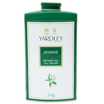 Yardley London Jasmine Perfumed Talcum Powder - 250 g. 8.8 oz, Deodorizing Talc by Yardley