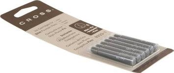 Cross Slim Fountain Pen Ink Cartridges, Pack Of 6