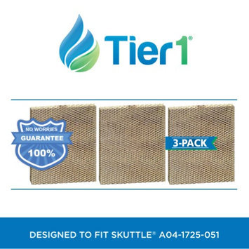 A04-1725-051 Skuttle Comparable Humidifier Evaporator Pad by Tier1 (3-Pack)