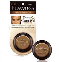Zuri Flawless Treat & Conceal Skin Treatment & Concealer - Camel