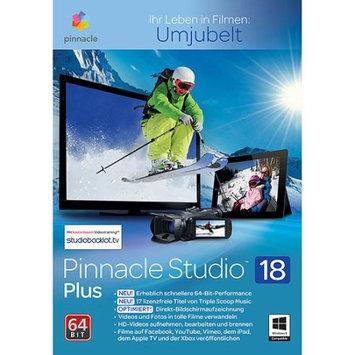 Roxio PNST18PLMLR Pinnacle Studio 18 Plus (Digital Code)
