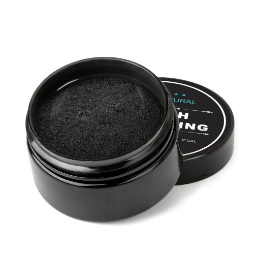 Beautimate Natural Teeth Whitening Activated Charcoal Toothpaste Powder, 1.06 Oz