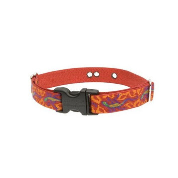 Lupine 1 Inch Go Go Gecko Containment Collar Strap for Medium and Large Dogs []
