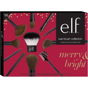 e.l.f. Brush and Kabuki Set Luxe Brush Collection