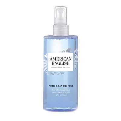 American English Luxury Vegan Haircare