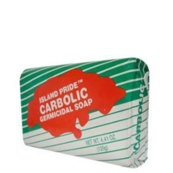 Set of 2 Carbolic Germicidal Soap, 4.41oz by Island Price