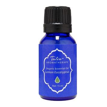 Organic Lemon Eucalyptus Oil Essential Oil, Pesticide & Herbicide Free Talia Organics 15 ml Oil