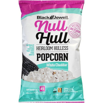 Black Jewell Null Hull Popcorn - White Cheddar 4.5 oz