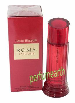 Roma Passione by Laura Biagiotti, 3.4 oz Eau De Toilette Spray for Women