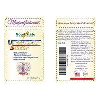 Magnifascent - Natural Female Deodorant with Ionic Magnesium