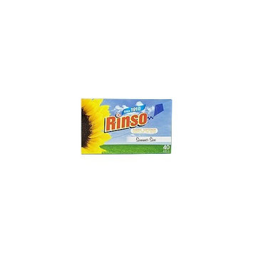 Summer Sun Fabric Softener - Sheets For The Dryer, 40 pc,