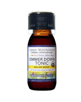 Slimmer Down Tonic with Cap Urban Moonshine 2 oz Liquid