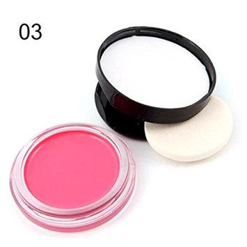 RNTOP Blush Makeup Natural Baked Blusher Powder Cheek Color Make Up