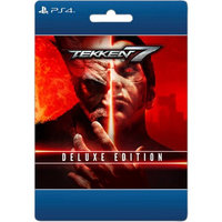 PlayStation 4 Tekken 7: Deluxe Edition $84.99 - Email Delivery