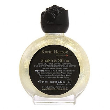 Karin Herzog Shake and Shine Shimmer Oil 0.43 oz.