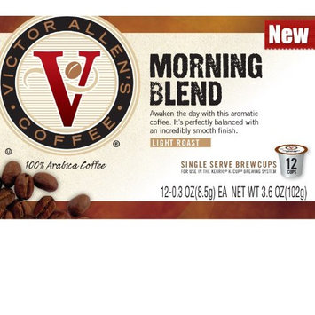 Victor Allen's Coffee 72 Count Single serve cups for Keurig K-Cup Brewers (Morning Blend)