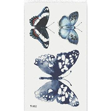 CYCTECHTattoo sticker, Temporary Non-toxic Tattoo Stickers Body Art Waterproof Butterfly
