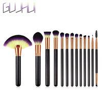 Baomabao 13PS Cosmetic Makeup Brush Brushes Foundation Powder Eyeshadow Brush Set
