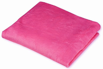 American Baby Company Heavenly Soft Chenille Fitted Contoured Changing Pad Cover - Fuchsia - 2 Pack