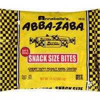 Miles Kimball Abba ZaBa Snack Size Bars - 10 oz