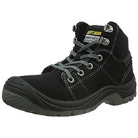 Safety Jogger Unisex Adults' Desert Safety Shoes [Black (117), 8 UK]