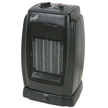 Duraflame Heaters 1500-Watt Ceramic Desktop Heater- Black Blacks DFH-DH-14-T