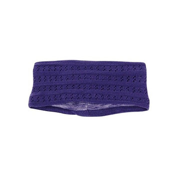 Ideology Women's Open Knit Trim Headband