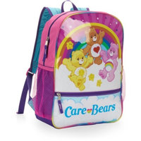Backpack - Care Bears - Pink, Yellow & Orange New 827134