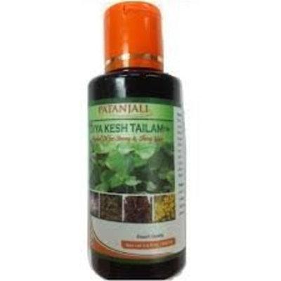 Divya Kesh Tail (Ayurvedic Herbal Hair Oil for Hair Loss, Dandruff and Headache), 100 ml
