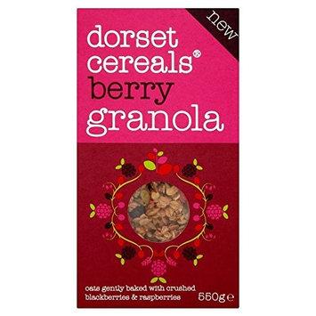 Dorset Cereals Berry Granola (550g) - Pack of 2