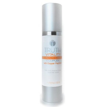 Truth Vitality Advanced Complex with Copper Peptides for hair volume,1.7oz