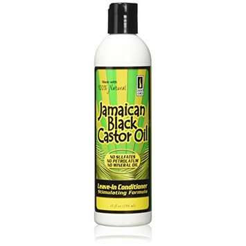 Doo Gro Jamaican Black Castor Oil Leave In Conditioner, 10 Ounce