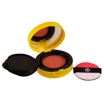 Tony Moly, Pokemon, Mini Cushion Blusher, Peach Orange, 9 g