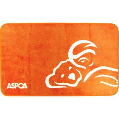 Aspca Collection ASPCA Ginsey Microfiber Rug - Orange - 21