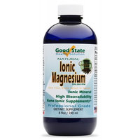 Good State Liquid Ionic Minerals - Magnesium - (Coffee Flavored!) (8 fl oz)