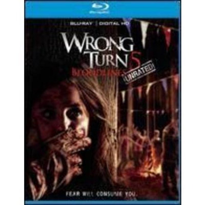Fye Wrong Turn 5: Bloodlines [Blu-ray] DVD
