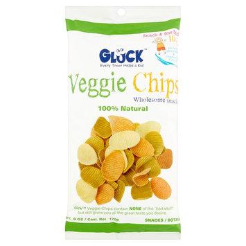 Glück Veggie Chips Wholesome Snacks, 6 oz