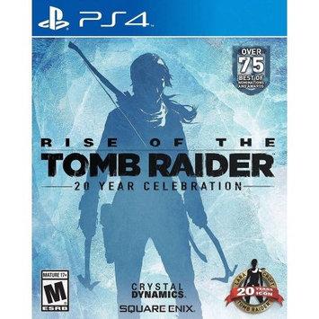 U & I Entertainment Rise Of The Tomb Raider: 20 Year Celebration Digibook Edition - Playstation 4
