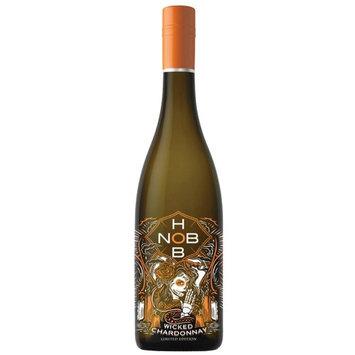 Hob Nob Wicked Chardonnay Wine, 750 mL