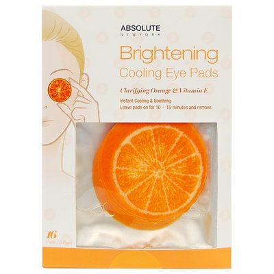 Brightening Cooling Eye Pads by Absolute