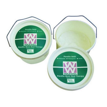 WaxWel 11-1746-3 Paraffin 1 x 3-Lb Tub of Pastilles Citrus Fragrance