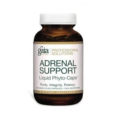 Gaia Herbs Adrenal Support 60c