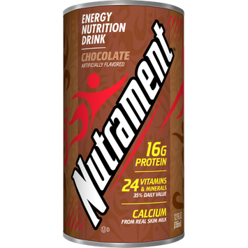 Harvest Hill Beverage Company Nutrament Complete Nutrition Choc 12z