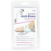 Pedifix P61 Pedismart Arch Brace - Supports Flat Feet, Eases Pain - Large