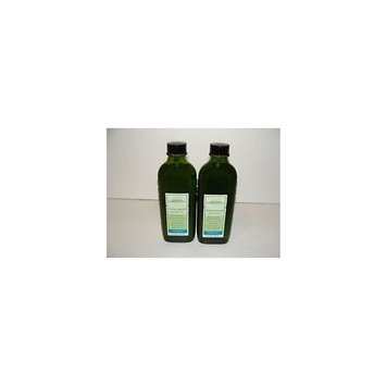 Bath and Body Works Aromatherapy Stress Relief (2)Tranquil Mint Massage Oils 4 oz (each bottle)