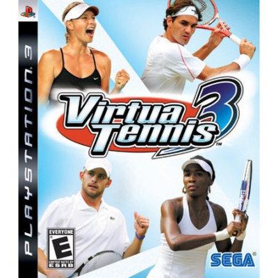 Sega VIRTUA TENNIS 3 - Sports Game - PlayStation 3