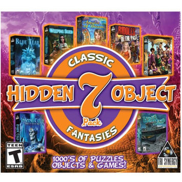 Tri Synergy Hidden Object Classic Fantasies