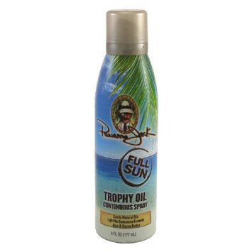 Panama Jack Continuous Spray Trophy Oil 6 oz.
