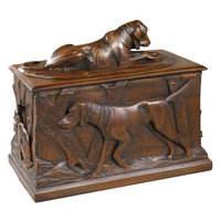 Sporting Dog Box - 12W x 9.5H in.